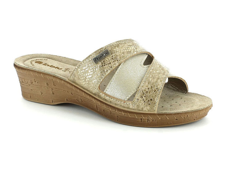Picture of Comfort sandals soft leather insole 2680