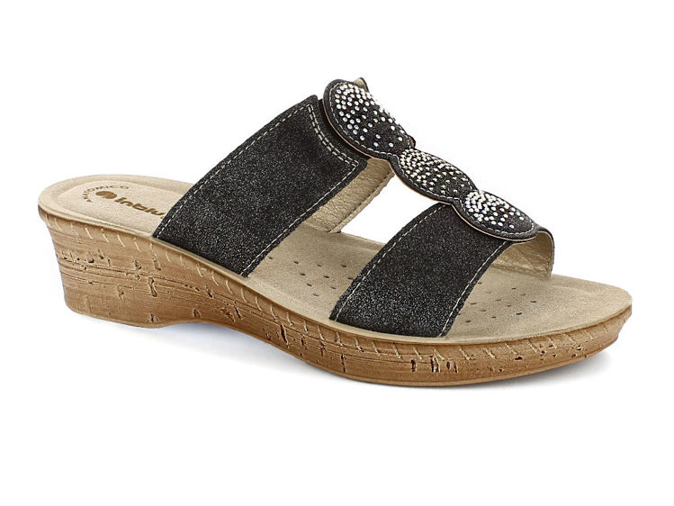 Picture of Comfort sandals soft leather insole 2677